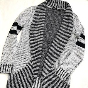 Guilty   Knitted Open Long Cardigan